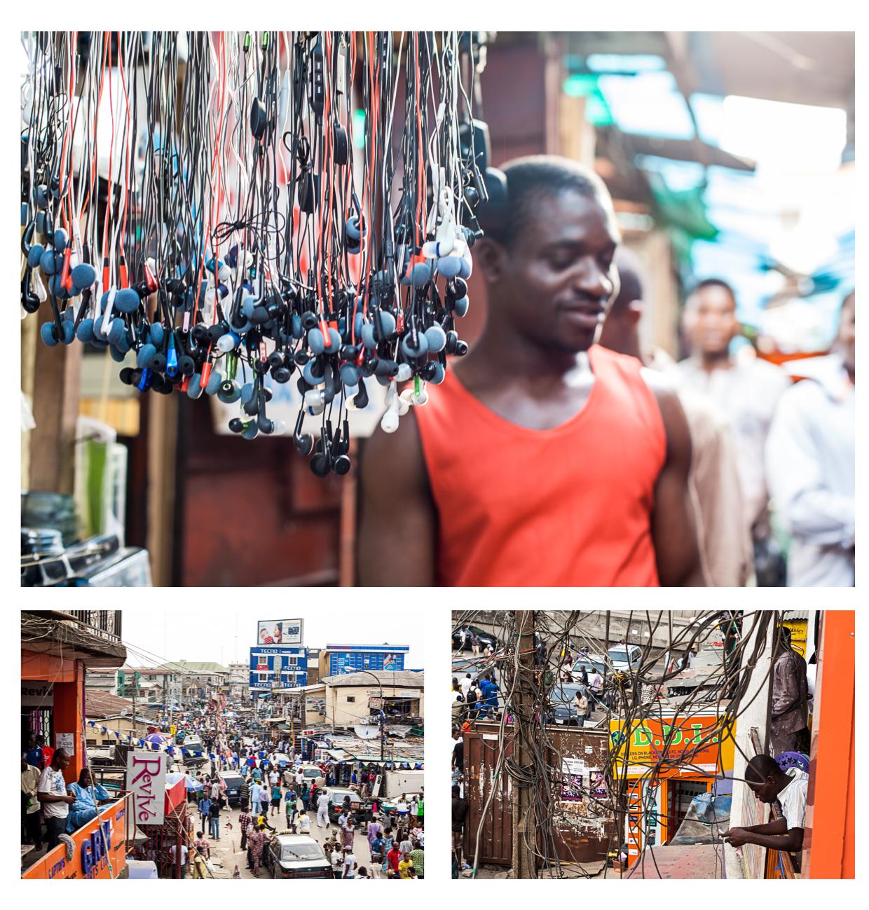 Lagos: Computer Village